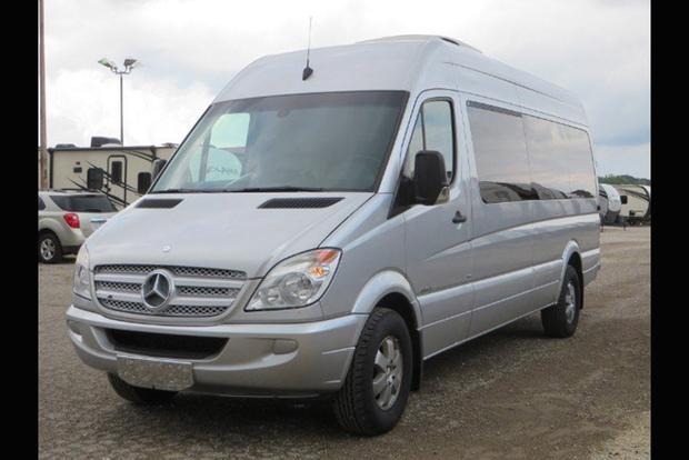 Autotrader Find: 2010 Mercedes-Benz Sprinter With a Toilet featured image large thumb0