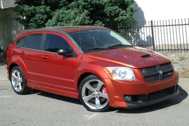 Admit It: The Dodge Caliber SRT4 Was Kind of Cool featured image large thumb0