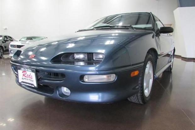 Autotrader Find: One-Owner 1992 Geo Storm GSi featured image large thumb0