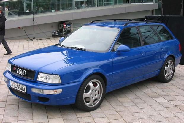 The Audi RS2 Is the Coolest Wagon of Them All featured image large thumb0