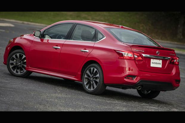 The New Nissan Sentra Sr Turbo Offers More Performance And A Stick Shift Featured Image Large