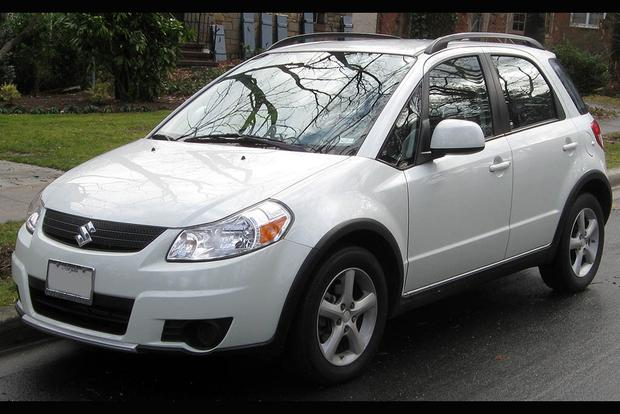 The Suzuki Sx4 Is One Of Most Underrated All Wheel Drive Used Cars