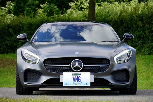 Here Are All The Cars With The Vanity License Plate AMG Across The Country  Featured Image
