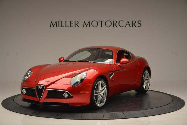 Autotrader Find: Alfa Romeo's Forgotten Exotic Car, the 8C featured image large thumb0