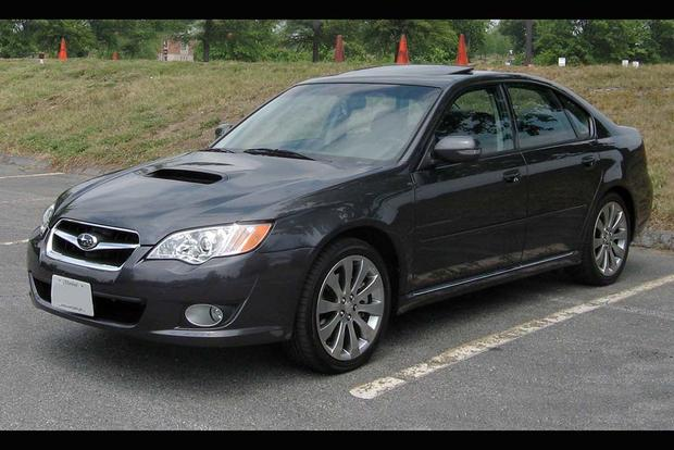 The Subaru Legacy 2 5gt Spec B Is The Forgotten Subaru