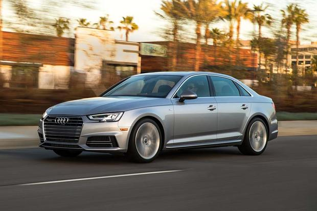 2017 Audi A4 Adds Manual-Transmission, All-Wheel-Drive Variant featured image large thumb0