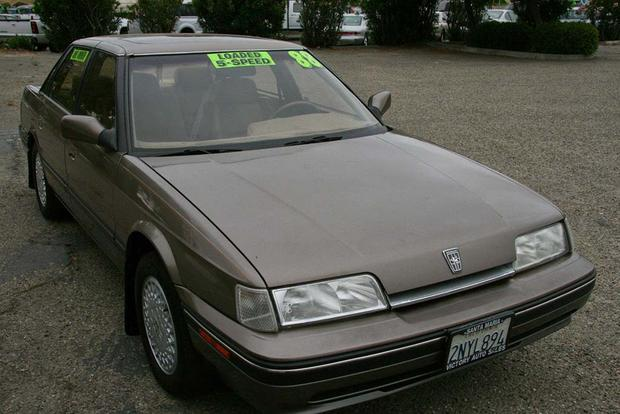 The Sterling 825 Was An Acura Legend Without The Reliability