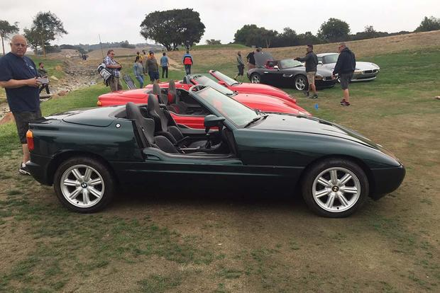 The BMW Z1 Was an Absurd Late-1980s Concoction featured image large thumb0