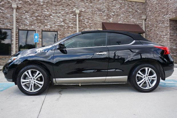 Autotrader Find Nissan Murano Crosscabriolet For Just 13 900