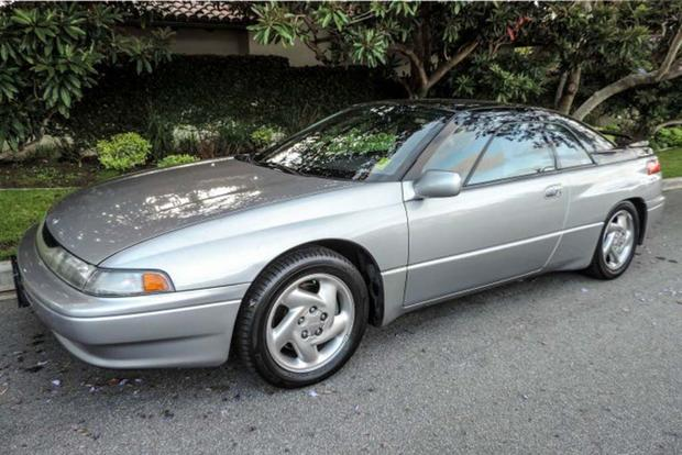 Autotrader Find: One-Owner 1992 Subaru SVX featured image large thumb0