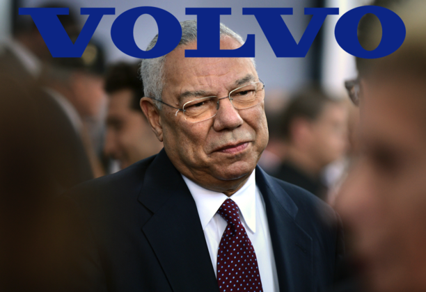 Colin Powell Loves Old Volvos featured image large thumb0