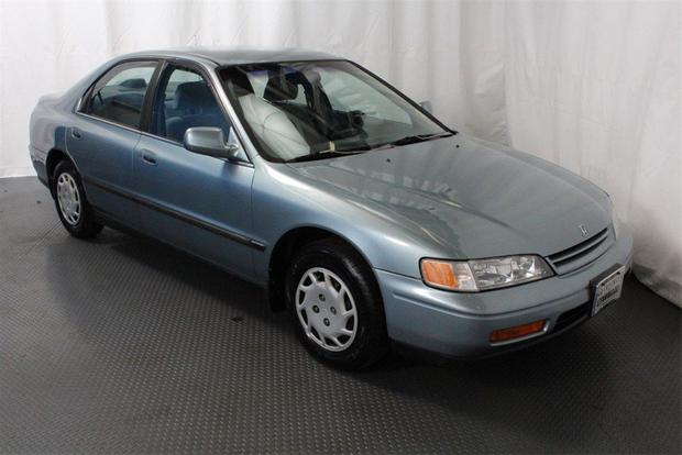 Has Every 1994 1997 Honda Accord Been Stolen