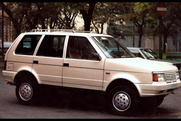 The Laforza Was an Italian Range Rover featured image large thumb0