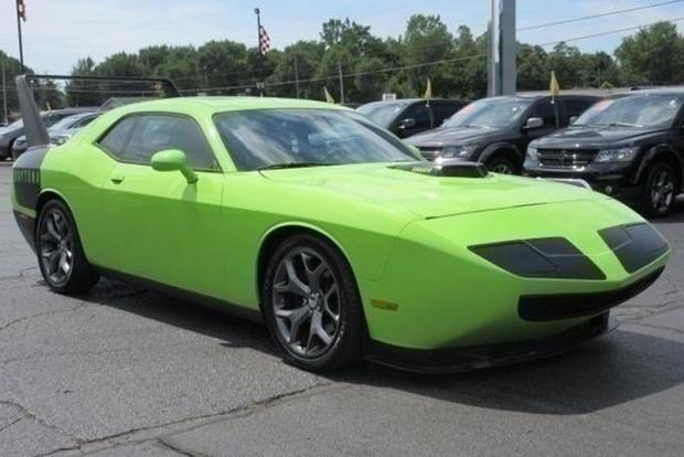 Great Auto Sales >> Autotrader Find: 2015 Dodge Challenger... Daytona Superbird? - Autotrader