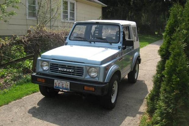 What Ever Happened to the Suzuki Samurai? featured image large thumb0