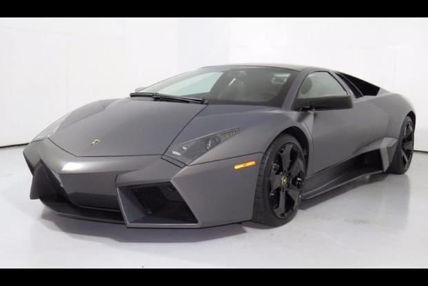 The Lamborghini Reventon Has Not Aged Gracefully featured image large thumb0