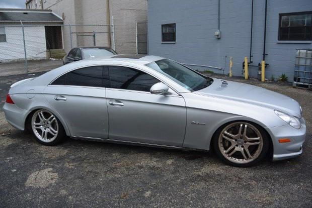 Autotrader Find: One-Owner Mercedes CLS63 AMG With 395,000 Miles featured image large thumb0