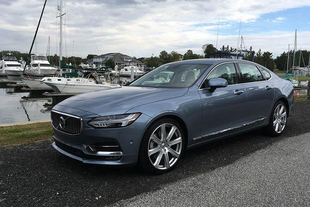 The New Volvo S90 Is a Pretty Good Luxury Car -- for Short People featured image large thumb0