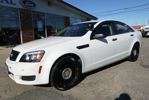 Autotrader Find: 2013 Chevrolet Caprice Ex-Police Car For ...