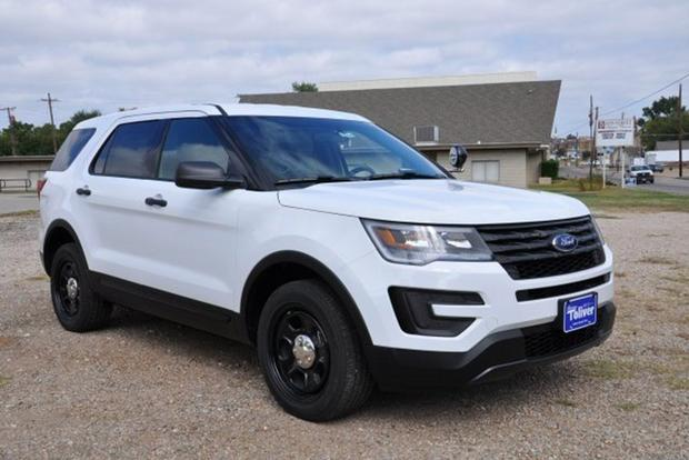 Fact: You Can Buy a New Police Car Right Now - Autotrader