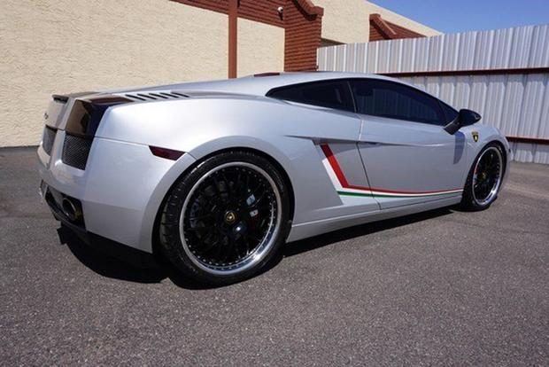 this is the cheapest lamborghini on autotrader - autotrader