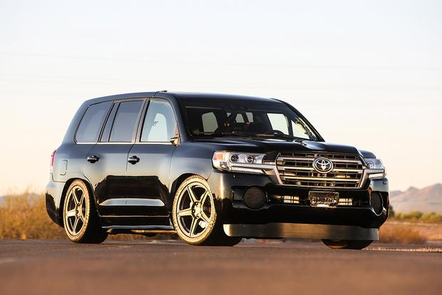 Toyota Built a 2000-Horsepower Land Cruiser That'll Do 220 Miles Per Hour featured image large thumb0