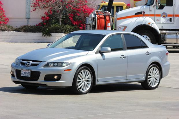 The MazdaSpeed6 Was the Subtle Mitsubishi Lancer Evolution featured image large thumb0
