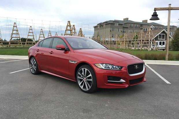 Beautiful Quick Take: 2017 Jaguar XE 35t AWD R Sport Featured Image Large Thumb0