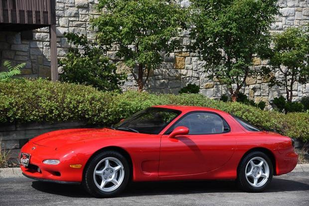 Autotrader Find Mint One Owner 19000 Mile Mazda Rx 7 Autotrader