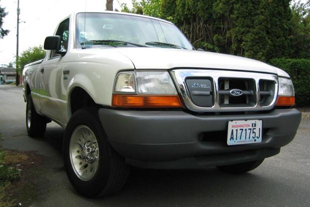 The Ford Ranger EV Was Ford's Response to the Electric Chevy S-10 featured image large thumb0