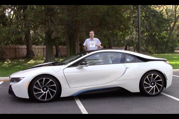Here's Why the BMW i8 Is Worth $150,000 - Autotrader