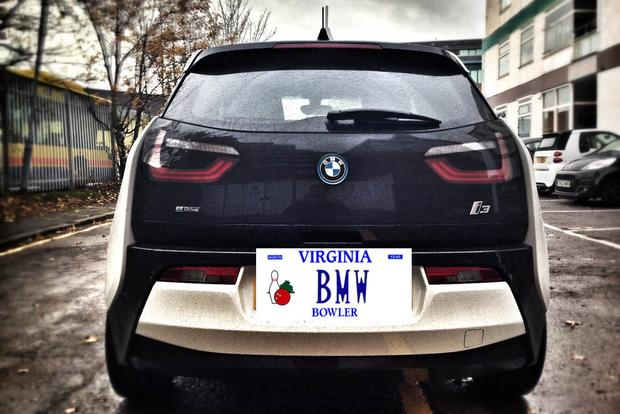 "Here Are All the Cars With the Vanity Plate ""BMW"" Across the Country featured image large thumb0"