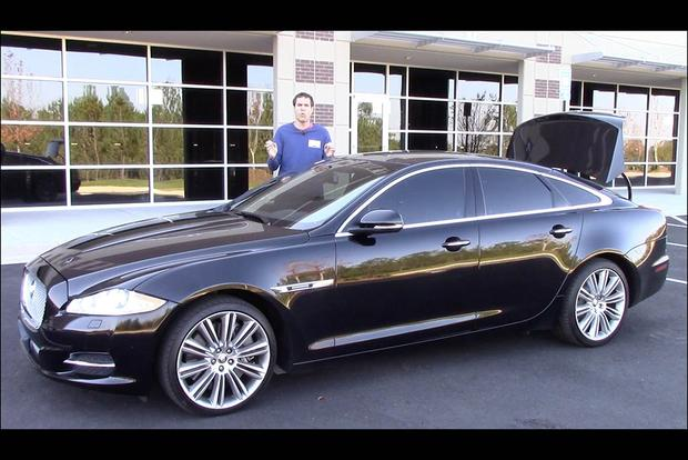 Superb A Used Jaguar XJ Supercharged Is A Lot Of Car For $35,000 Featured Image  Large Thumb1