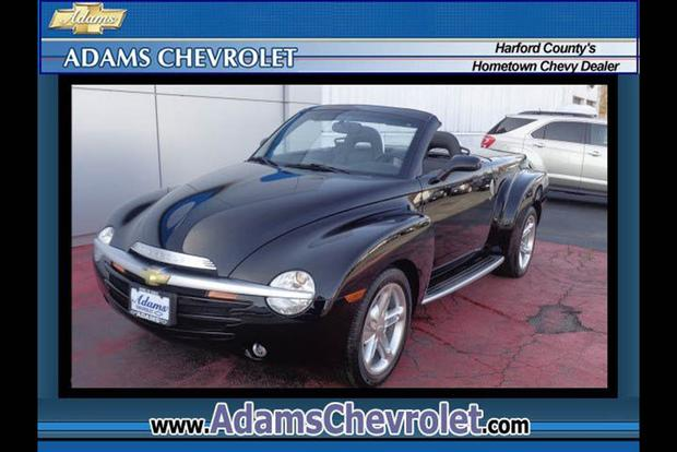 Autotrader Find: 2003 Chevy SSR With 150 Original Miles featured image large thumb0