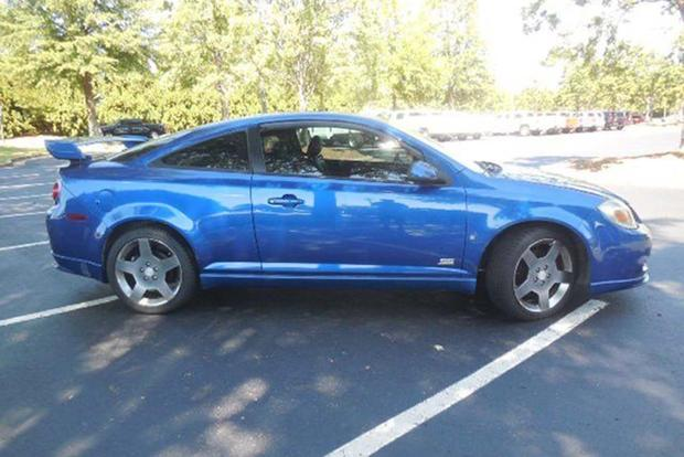 2010 Cobalt Ss >> The Chevrolet Cobalt Ss Never Got The Respect It Deserved Autotrader