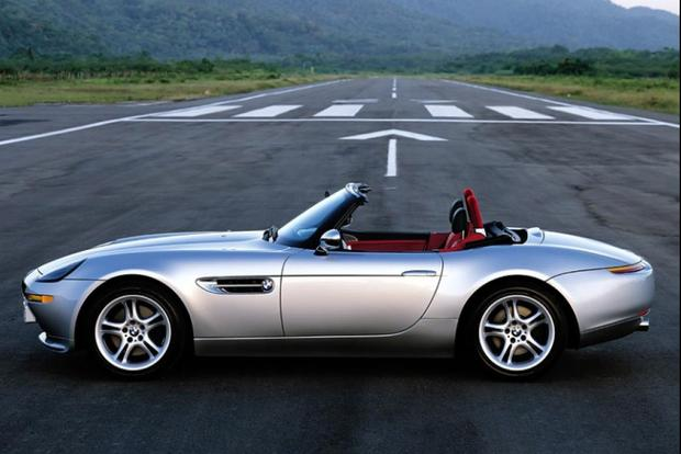 Bmw Z8 Values Are Officially Insane Autotrader