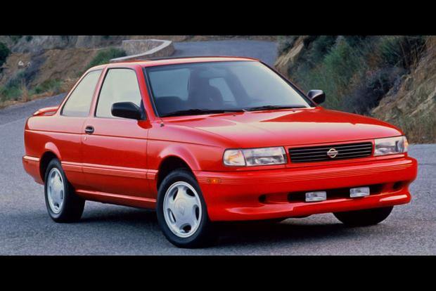 A Look Back at the Greatest Nissan Sentra Ever: The Original SE-R featured image large thumb0