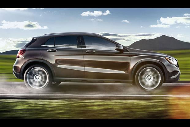 The Mercedes-Benz GLA Is Really Just a Hatchback (And That's OK) featured image large thumb0
