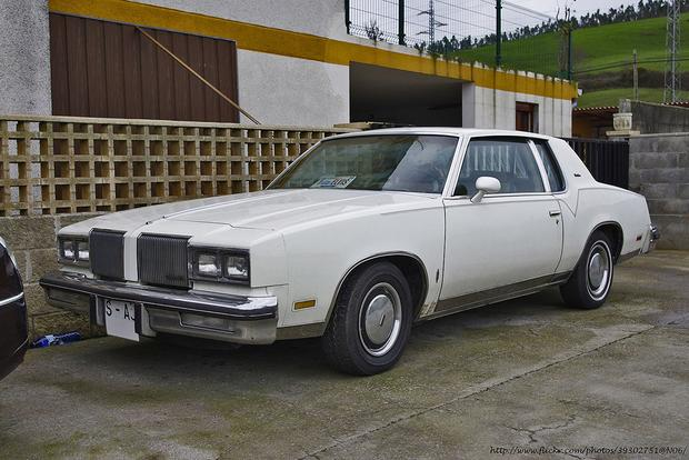 When Sel Was Dreadful The Oldsmobile Sels