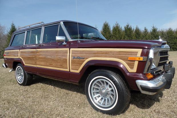 Autotrader Find: Mint, Low-Mileage Jeep Grand Wagoneer... For $50,000 featured image large thumb0