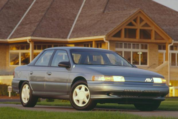 The Tale of the Mercury Sable AIV featured image large thumb0
