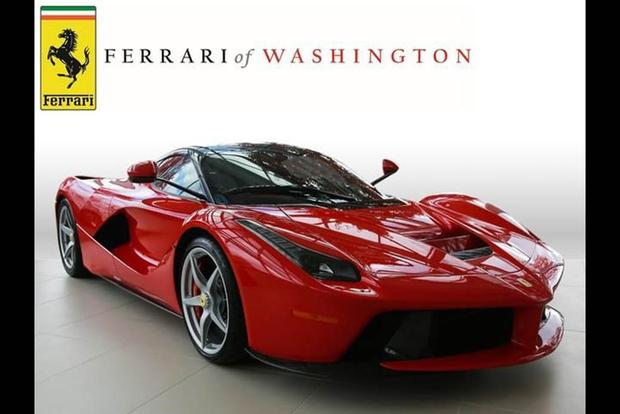 Autotrader Find: 126-Mile LaFerrari for $4.2 Million featured image large thumb0