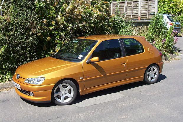 Why I Love French Cars, Part 1: The Peugeot 306 featured image large thumb0