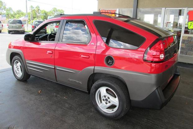 Autotrader Find Pristine 2001 Pontiac Aztek Featured Image Large Thumb0