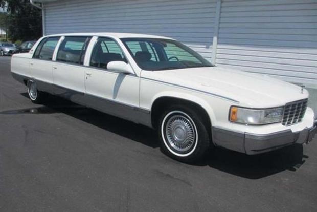 Autotrader Find 6 Door Cadillac Fleetwood With 42 000