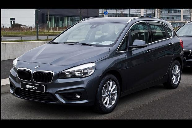 BMW Sells a Small, Front-Wheel-Drive Minivan in Europe featured image large thumb0