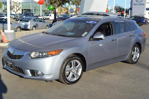 Remember The Acura TSX Sport Wagon Autotrader - Acura tsx 2018 engine