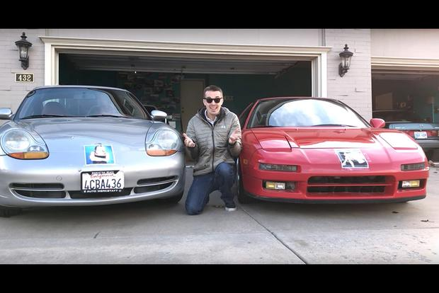 The Cheapest Acura NSX vs. the Cheapest Porsche 911: Battle of the Bargains featured image large thumb0
