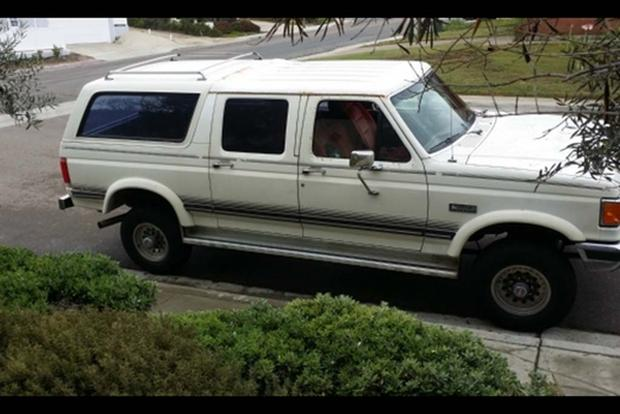 Autotrader Find: 1990 Ford Bronco Centurion featured image large thumb0
