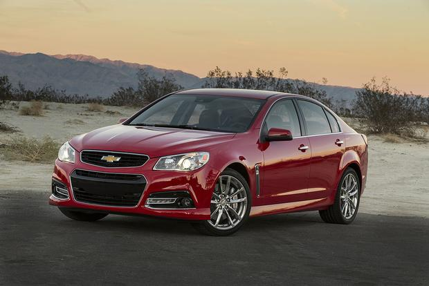 Excuse Me While I Mourn the Chevy SS featured image large thumb0